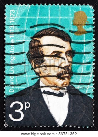 Postage Stamp Gb 1973 David Livingstone