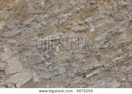 Geological Striations