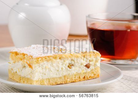 Curds Shortbread