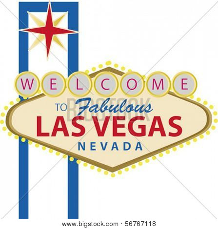 Las Vegas sign, welcome to fabulous las veags nevada