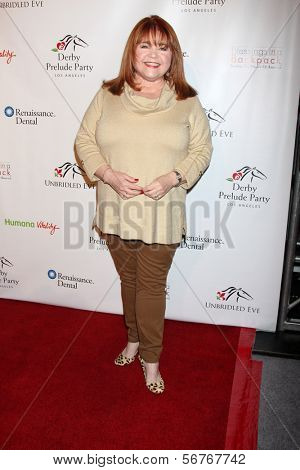 LOS ANGELES - 9 de JAN: Patrika Darbo na festa