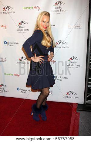 LOS ANGELES - JAN 9:  Brenda Dickson at the