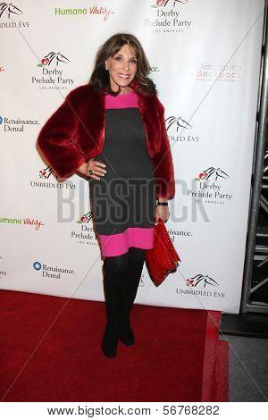 LOS ANGELES - JAN 9:  Kate Linder at the