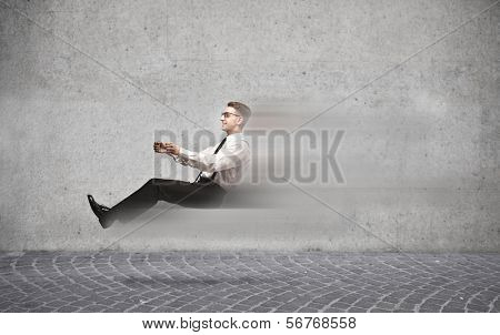 Velocidade invisível