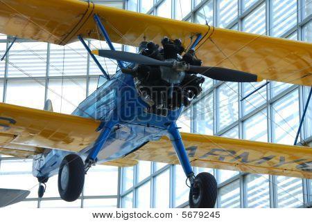 Stearman WWI/WWII Training Aircraft