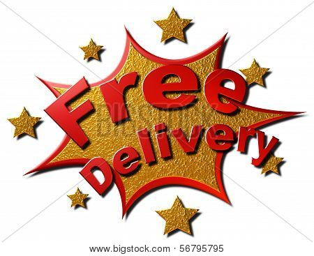 Free Delivery (explosion)