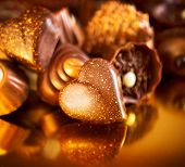 pic of valentine candy  - Valentine Chocolates - JPG