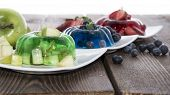picture of jello  - Mixed sorts of Jello  - JPG