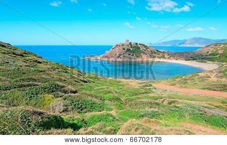 Porticciolo coastline