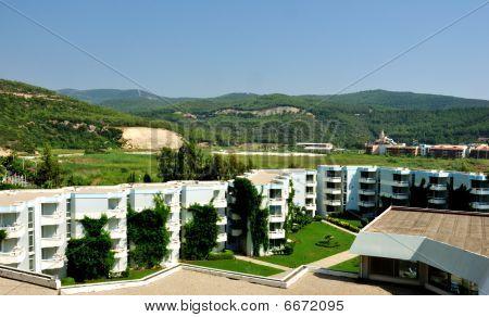 Beautiful Resort In Mountains