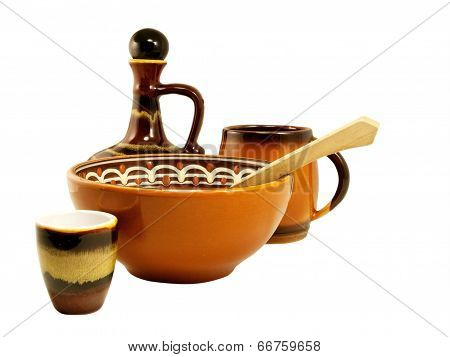Earthenware Crockery