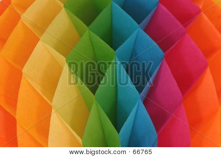 Honeycomb Rainbow