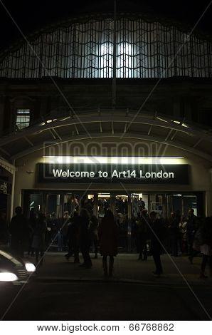 London Art14