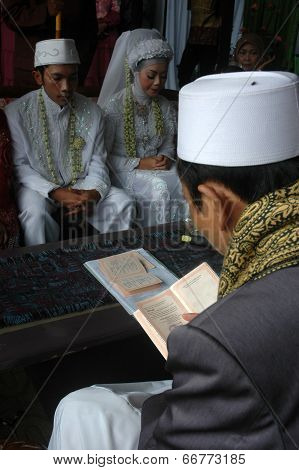 west java traditional wedding ceremonial