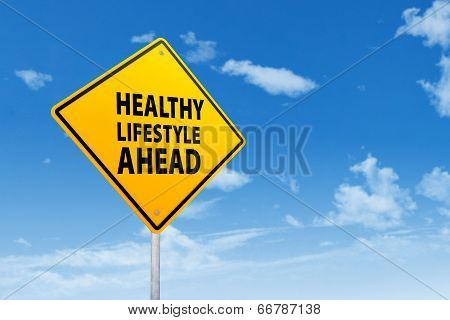 Sign Of Healthy Lifestyle