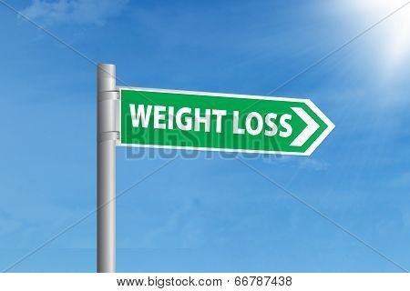 Signpost To Weight Loss