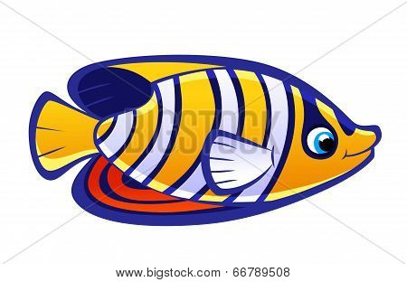 Cartoon Sea Fish