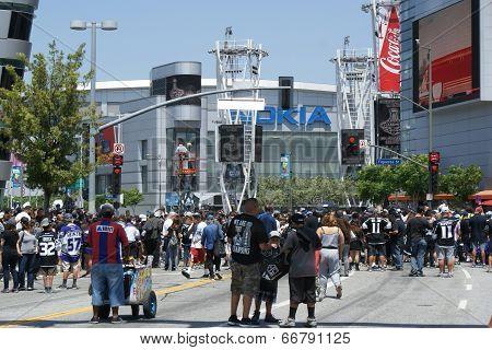 Stanley Cup Parade Los Angeles