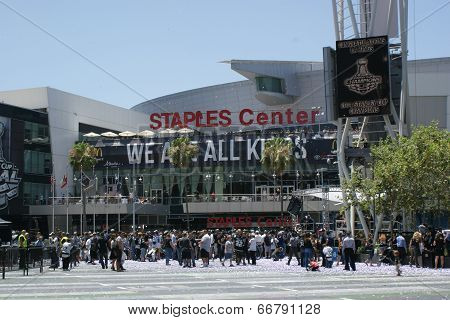 Los Angeles Staples Center