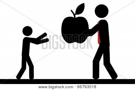 Apple for children
