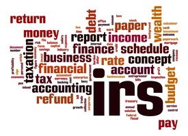 image of irs  - IRS word cloud image with hi - JPG