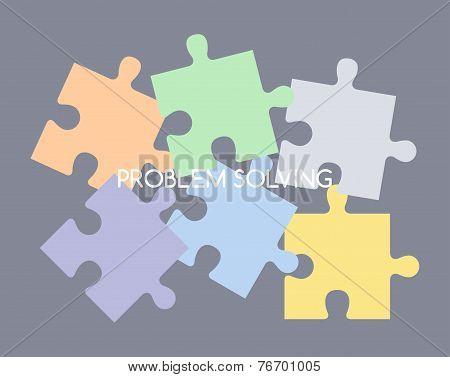 puzzle problem solve theme