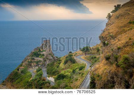 Sicilian landscapes