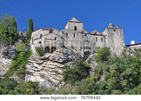 Vaison-la-romaine Medieval Town