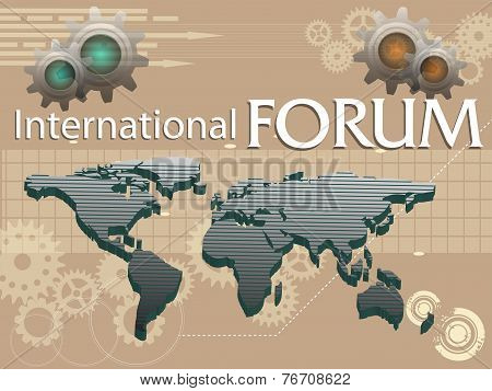 International forum
