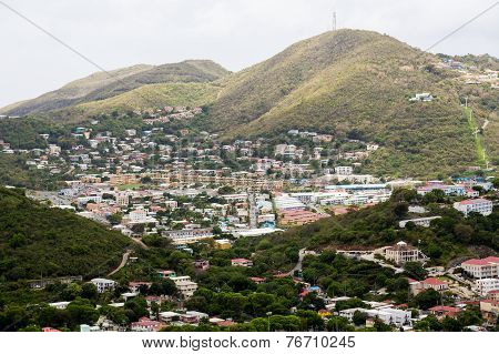 City On St Thomas In Hills