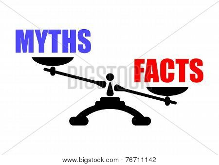 Myths vs facts icon