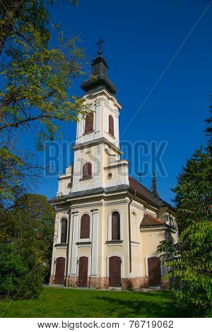 Quarantine Chapel of St. Roch Zemun