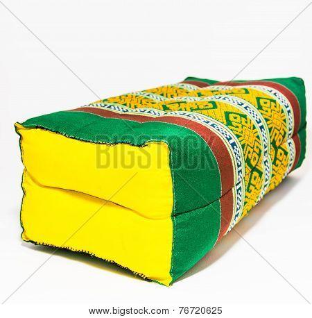 Golden Thai Pillow