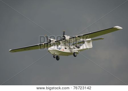 Consolidated Catalina  PBY5A, 'Miss Pickup'