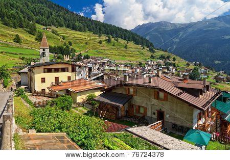 Pejo village - Val di Sole