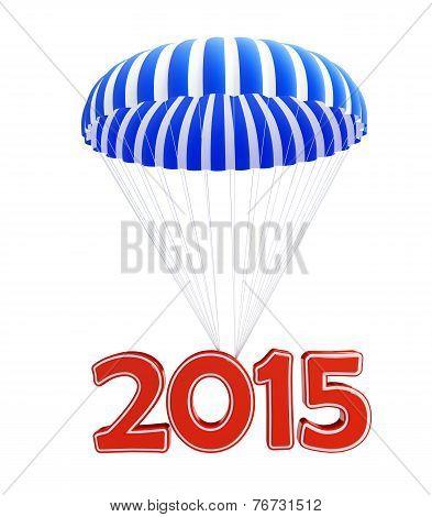 Parachute New Year's 2015