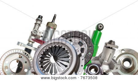 Borders Of Automotive Parts
