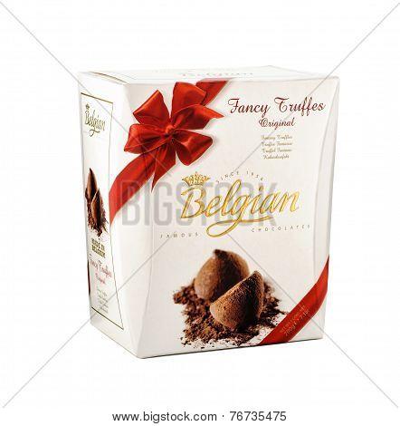 Belgian Fancy Truffles Original