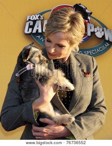LOS ANGELES - NOV 22:  Jane Lynch at the FOX's