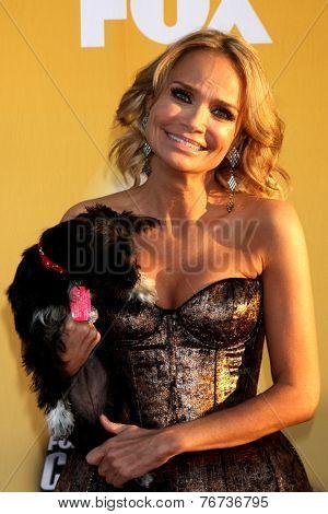 LOS ANGELES - NOV 22:  Kristen Chenoweth at the FOX's