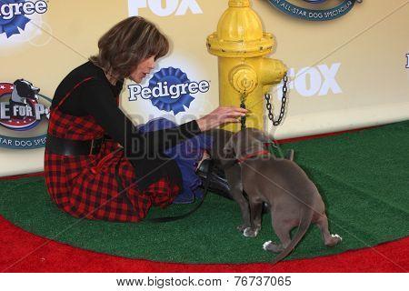 LOS ANGELES - NOV 22:  Wendie Malick at the FOX's