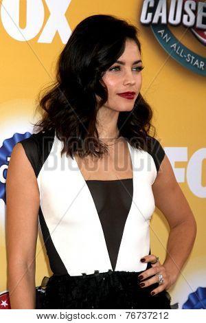 LOS ANGELES - NOV 22:  Jenna Dewan-Tatum at the FOX's