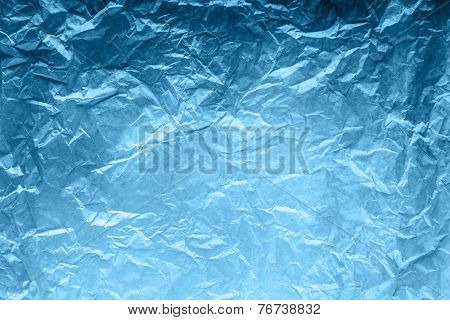 Multicolored background of crumpled paper.