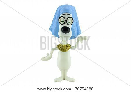 Sherman Toy Character