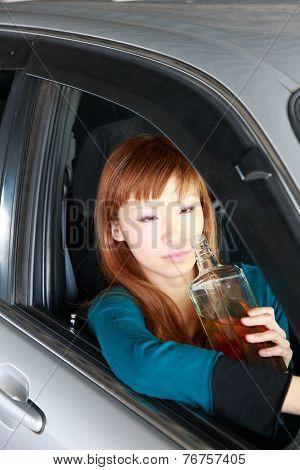 Drunken driving
