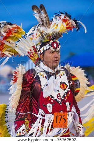 Paiute Tribe Pow Wow
