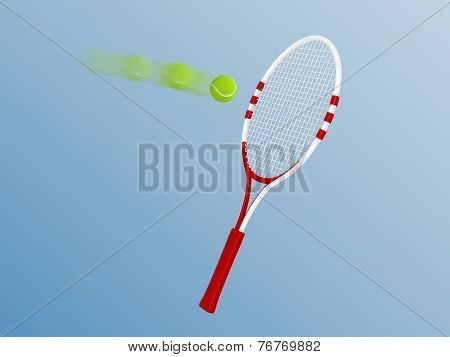 Racket And Tennis