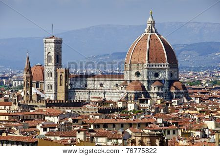 Cathedral, Florence, Italy