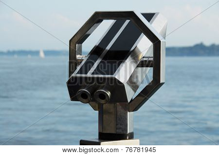 Remote viewing device