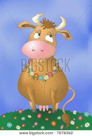 Beauty Cow.eps